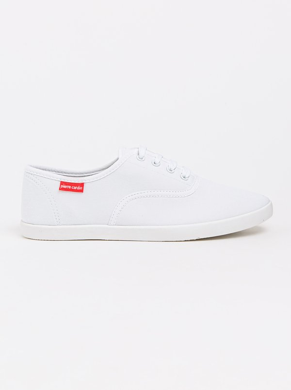 Casual Sneakers White | Pierre Cardin