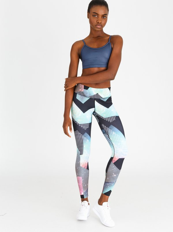Reebok Training Lux Bold Tights Multi-colour
