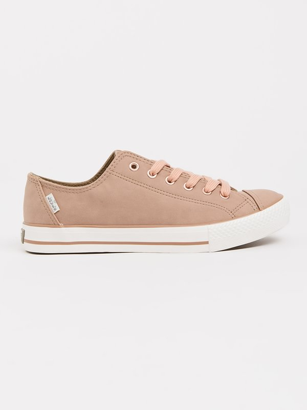 cheap for nice Heritage Lace-up Sneakers Pale Pink Madison clearance Inexpensive f3kUB