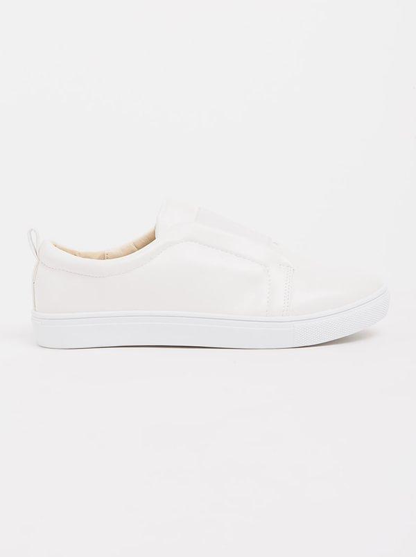 Slip-on Sneakers White Jada tumblr cheap online K9xon