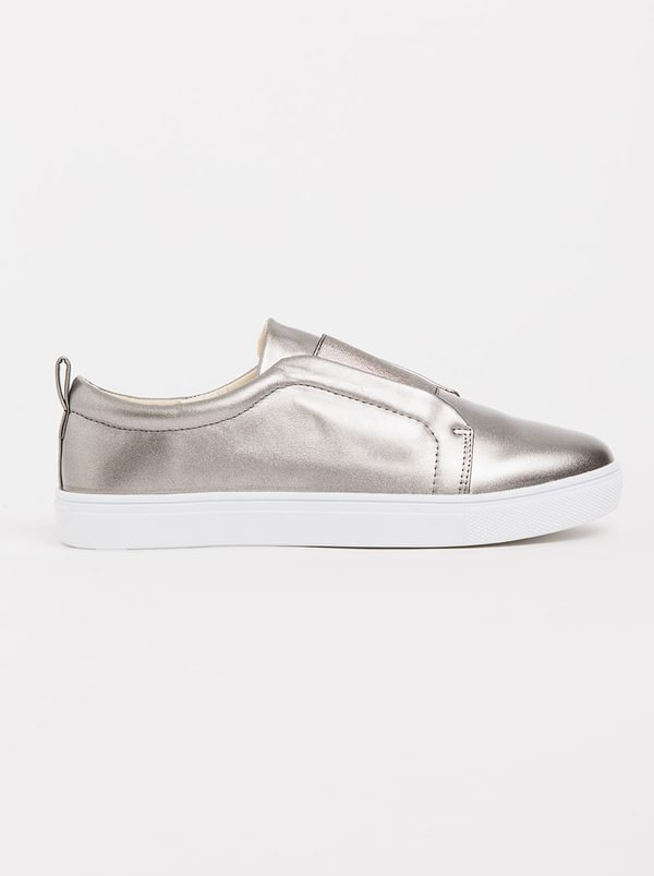 Slip-on Sneakers Metallic | Jada