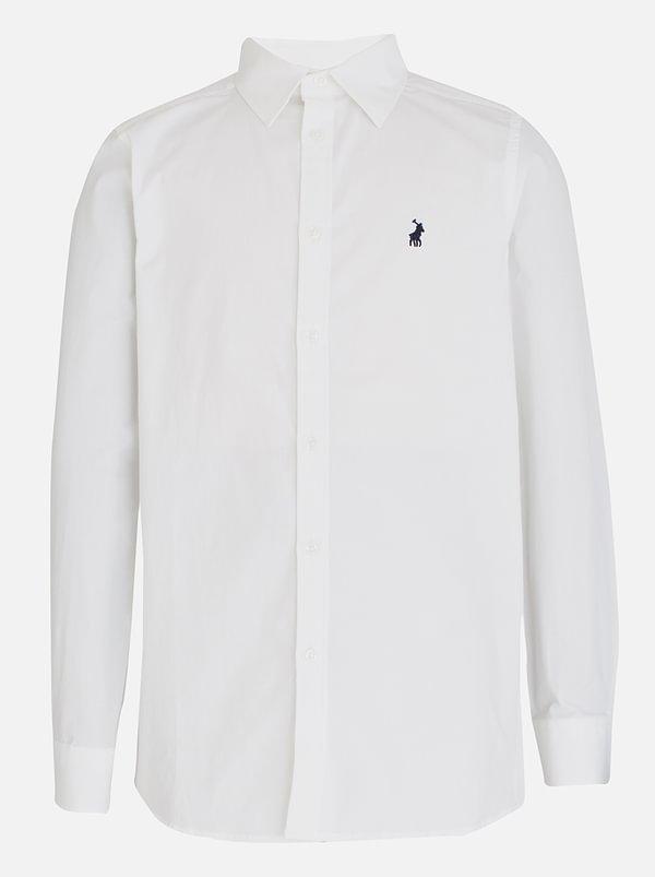 polo nicholas classic shirt white agg2h67 spreecoza