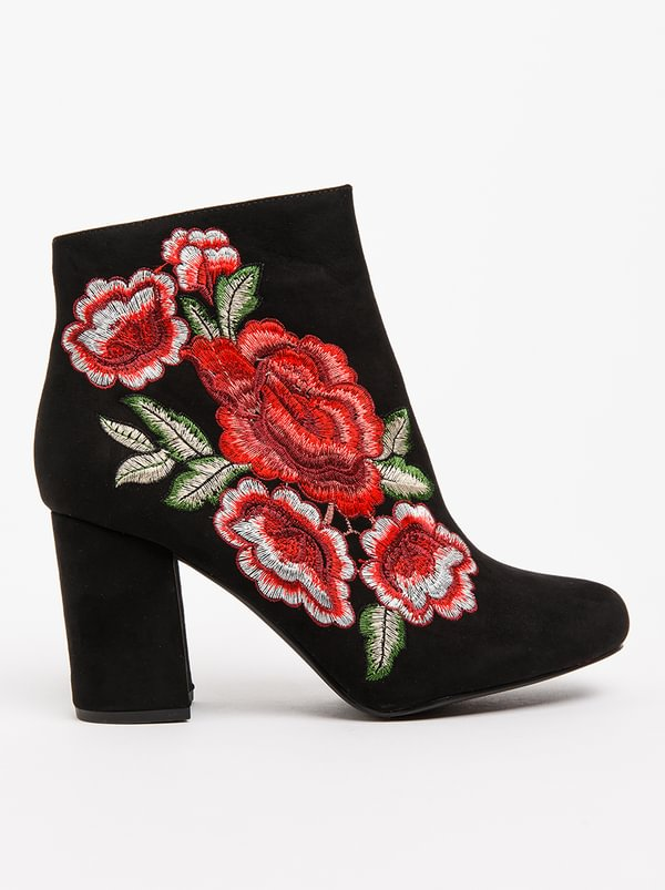 Madison Madison Paisley Boot Black marketable cheap online MrZKBF