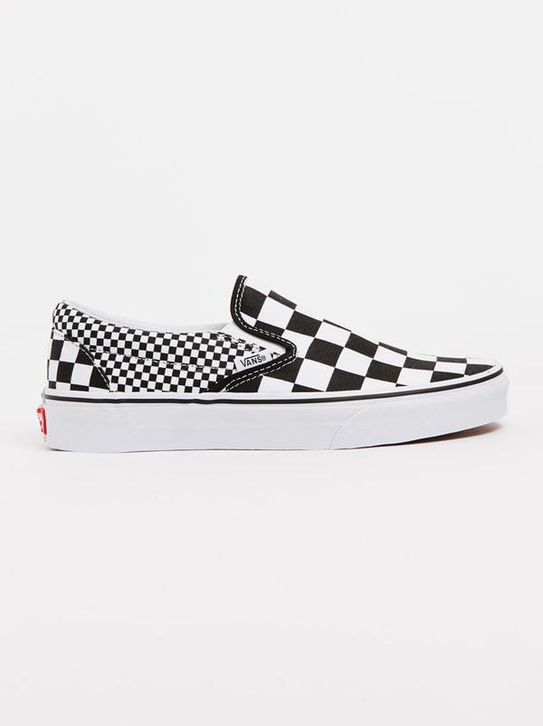 Classic Slip-on Black and White | VANS