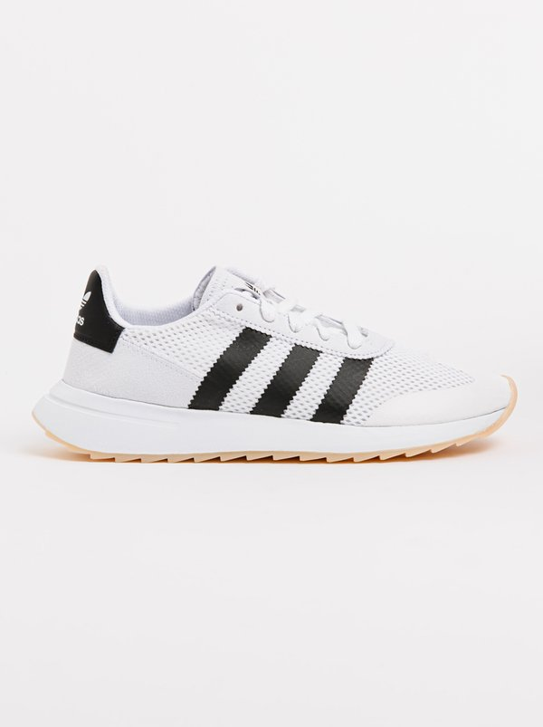 official photos b9985 504d7 8130b authentic 6d955 adidas Originals FLB Runner Black and White a5259 ...