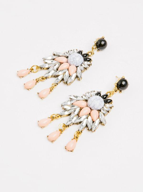 Drop Earrings Multi-colour | STYLE REPUBLIC