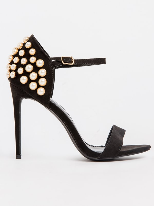 Hadia Heels Black Levi's® from china low shipping fee low shipping fee sale online looking for cheap price C0BQlS25