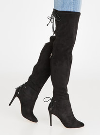 outlet best store to get cheap best store to get Kenna Thigh-High Boots Black Madison quality from china cheap sale classic discount wiki Y49DC