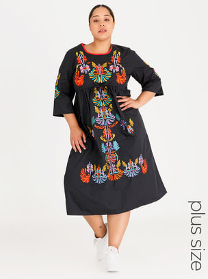 Plus Size Shirt Dress Erkalnathandedecker