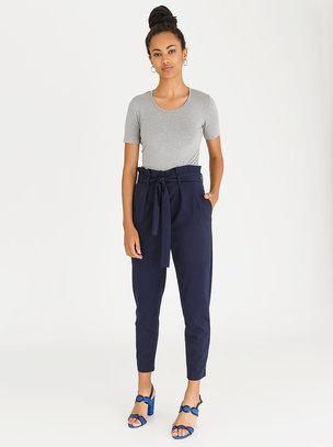 2018 Palazzo Pants Ladies High Waist Casual Harem Pants Women ...