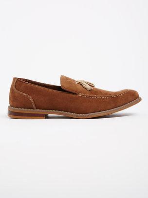 Loafers for Men On Sale, Black, Leather, 2017, 10 7 8 9 9.5 Fabi