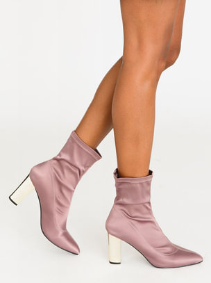 buy cheap sale Munich Block Heeled Sock Ankle Boots Black Madison Manchester cheap online explore for sale official site sale online free shipping new arrival NRWn8Bp