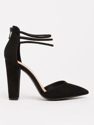 best seller sale online good selling cheap price Bev Buckled Pointy Pumps Black Queenspark on hot sale reliable cheap online outlet classic SP68xfD4K