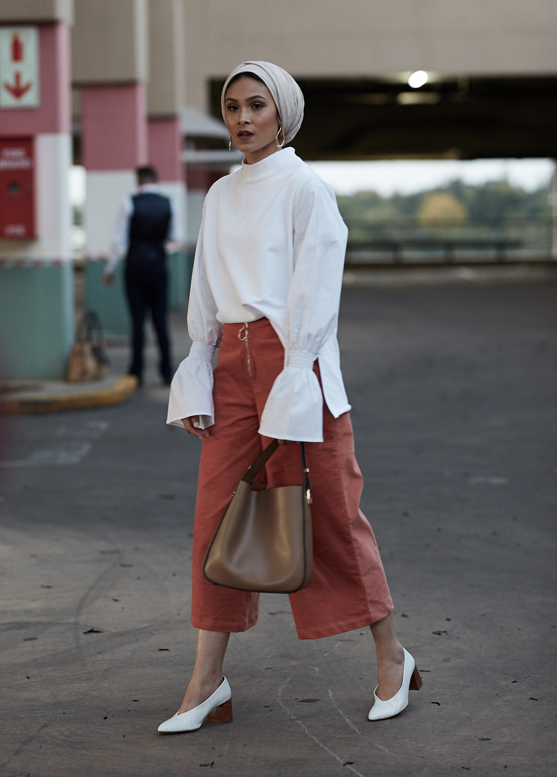 The Safw Street Style Looks We Want To Copy Right Now