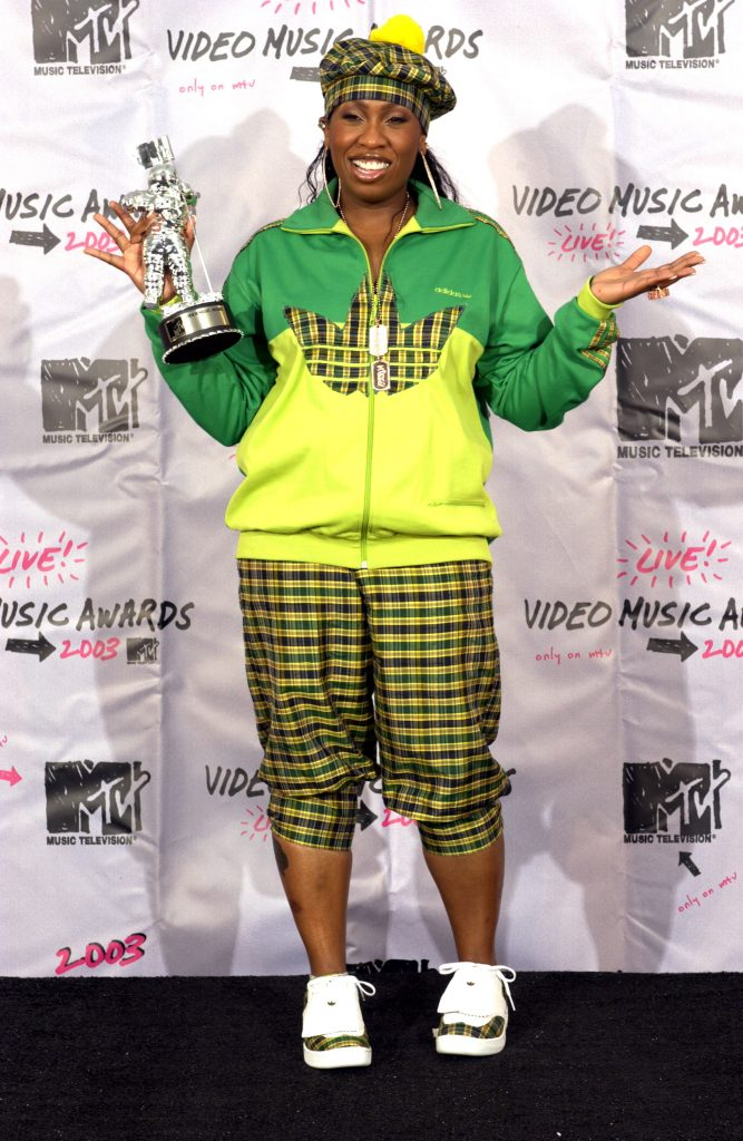 Way before Beyoncé had Ivy park and Rihanna had Fenty X Puma, Missy Elliott  had Respect ME, a streetwear label that she created in collaboration with  Adidas ...