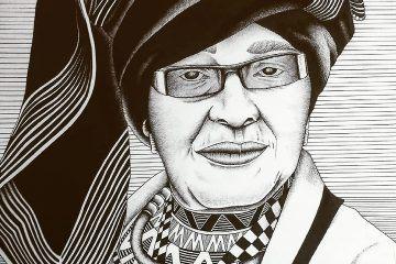 Winnie Mandela Doek